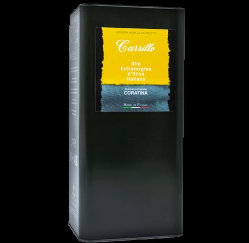 Olio Carrillo Coratina 5 Litri